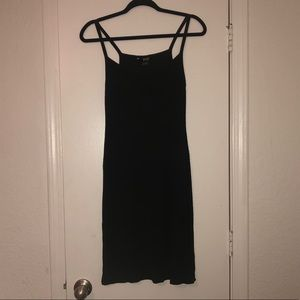 Body by Victoria black nightgown dress